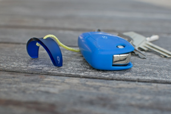 Schlüsselanhänger »Kite« – personalisierbar